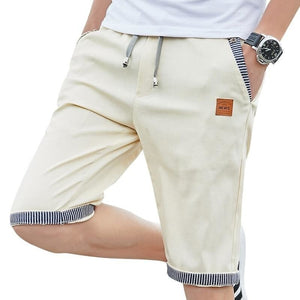Casual  Linen Shorts Pants Bigredbags.com