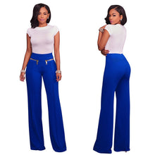 Load image into Gallery viewer, Women Wide Leg Palazzo Pants: Bigredbags.com