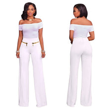 Load image into Gallery viewer, Women Wide Leg Palazzo Pants