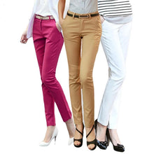 Load image into Gallery viewer, Casual Women Plus Size Pencil Pants