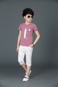 Boys Clothes Shirt+Shorts Outfit