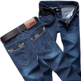 Classic Leisure Jeans Basic styles men Jeans Straight Jeans Bigredbags.com