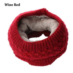 Winter Knit Neck Shawl:https://www.bigredbags.com