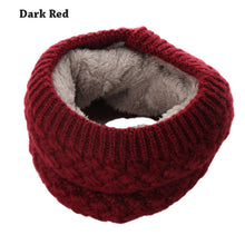 Load image into Gallery viewer, Winter Knit Neck Shawl:https://www.bigredbags.com