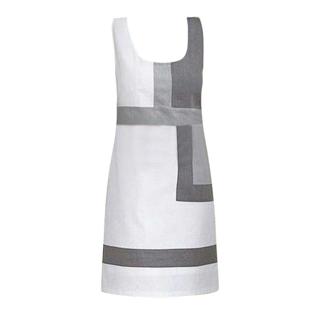 Women Sleeveless  Elegant Dresses Bigredbags.com