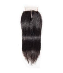 5x5 Straight Lace Closure - MoWeave Virgin Hair