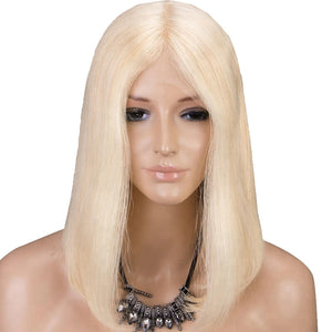 Copy of Brazilian Hair Straight 613# Blonde Full Lace Bob Wigs - MoWeave Virgin Hair