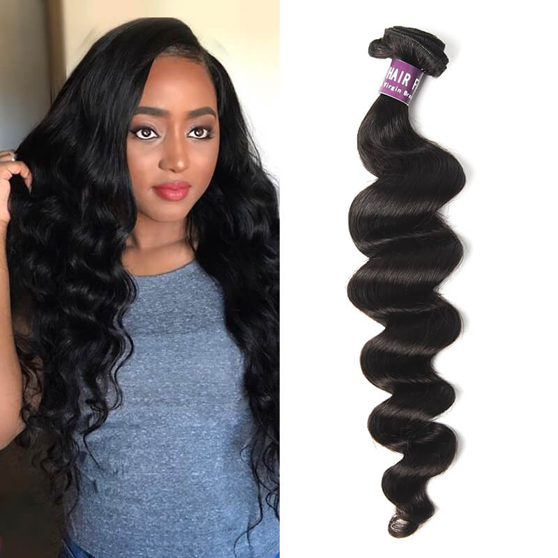 Brazilian Loose Curly Hair Bundles - MoWeave Virgin Hair