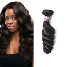 Load image into Gallery viewer, Brazilian Loose Wave Hair Bundles - MoWeave Virgin Hair
