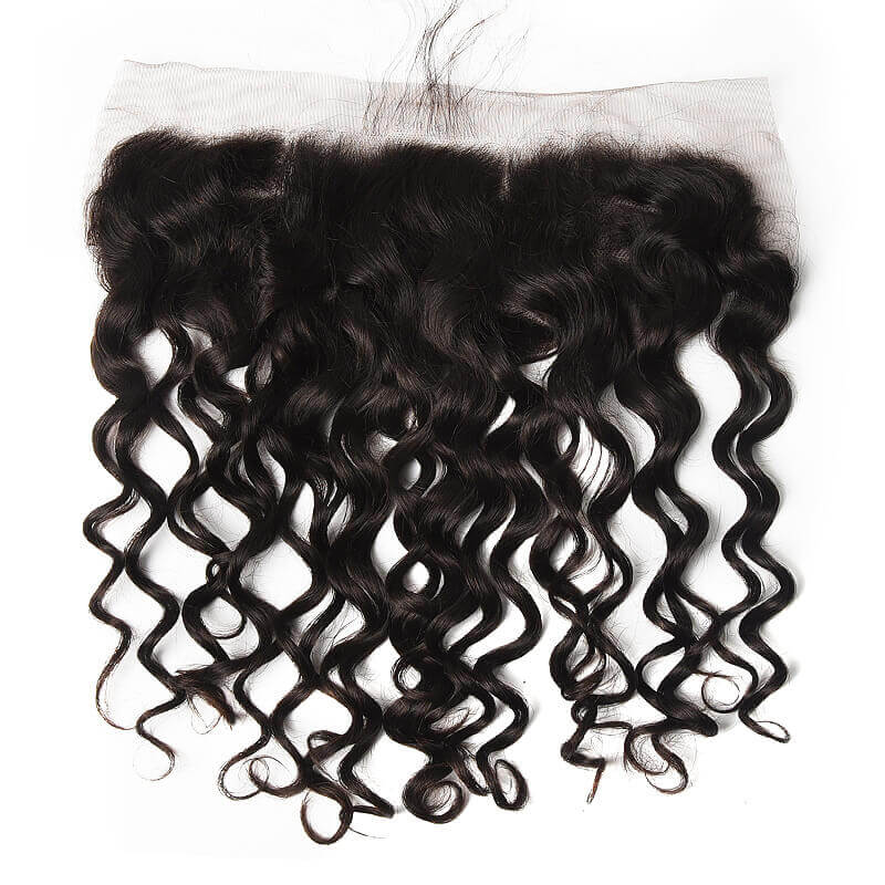 Brazilian Natural Wave Lace Frontal - MoWeave Virgin Hair