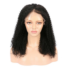 Load image into Gallery viewer, Brazilian Virgin Hair 360 Kinky Curly Wigs - MoWeave Virgin Hair