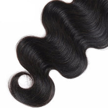 Load image into Gallery viewer, Middle Part Indian Body Wave Lace Closure - MoWeave Virgin Hair