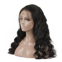 Load image into Gallery viewer, Loose Wave Virgin Indian Hair Lace Front Wigs - MoWeave Virgin Hair
