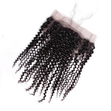 Load image into Gallery viewer, Indian Kinky Curly 360 Lace Frontal - MoWeave Virgin Hair