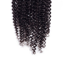 Load image into Gallery viewer, Middle Part Indian Kinky Curly Lace Closure - MoWeave Virgin Hair
