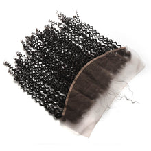 Load image into Gallery viewer, Indian Kinky Curly Lace Frontal - MoWeave Virgin Hair