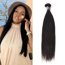 Load image into Gallery viewer, Indian Straight Hair Bundles - MoWeave Virgin Hair