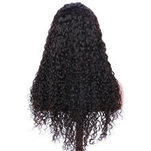 Load image into Gallery viewer, Jerry Curly Virgin Human Hair Lace Front Wigs - MoWeave Virgin Hair