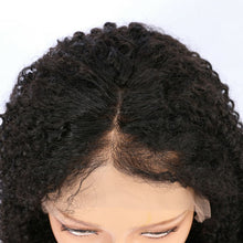 Load image into Gallery viewer, Brazilian Virgin Hair Kinky Curly Full Lace Wigs - MoWeave Virgin Hair