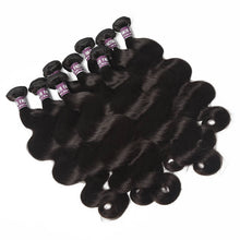 Load image into Gallery viewer, Malaysian Body Wave Hair Bundles - MoWeave Virgin Hair