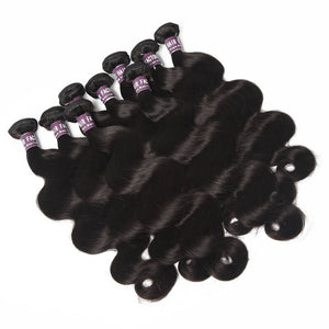 Malaysian Body Wave Hair Bundles - MoWeave Virgin Hair