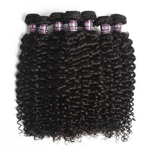 Load image into Gallery viewer, Malaysian Curly Hair Bundles - MoWeave Virgin Hair