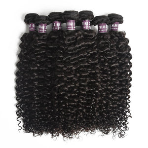 Malaysian Curly Hair Bundles - MoWeave Virgin Hair