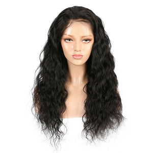 Brazilian Virgin Hair Natural Wave 360 Frontal Wigs - MoWeave Virgin Hair