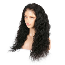Load image into Gallery viewer, Brazilian Virgin Hair Natural Wave 360 Frontal Wigs - MoWeave Virgin Hair