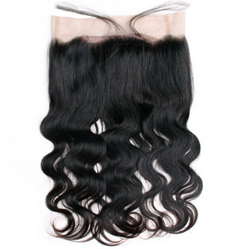 Peruvian Body Wave 360 Lace Frontal - MoWeave Virgin Hair