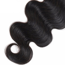 Load image into Gallery viewer, Three Part Peruvian Body Wave Lace Closure - MoWeave Virgin Hair