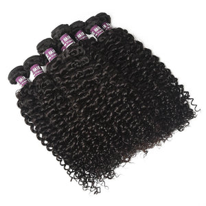 Peruvian Curly Hair Bundles - MoWeave Virgin Hair