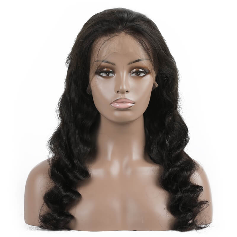 Loose Wave 360 Virgin Peruvian Hair Wigs - MoWeave Virgin Hair
