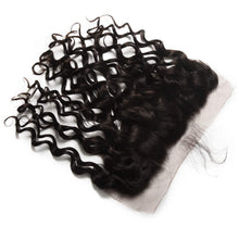 Load image into Gallery viewer, Peruvian Natural Wave Lace Frontal - MoWeave Virgin Hair
