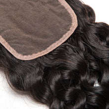 Load image into Gallery viewer, Peruvian Natural Wave Lace Closure - MoWeave Virgin Hair