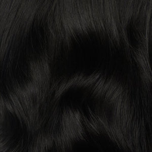 Indian Remy Hair Body Wave #1 Natural Black - MoWeave Virgin Hair