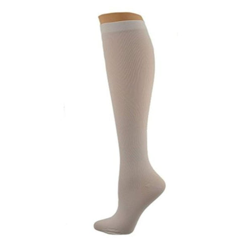 Women Nylon Trouser Compression Support Travel 15-20 mmHg Made in USA W110 - Sierra Socks Wholesale