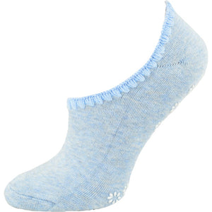 No Show Invisible Combed Cotton Socks W121318 - Sierra Socks Wholesale