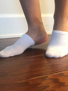 Pedi-Pocket No Show Socks 3 pair pack W8080 - Sierra Socks Wholesale