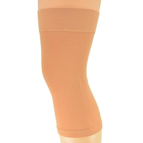 Compression Knee Brace Sleeve Relieve Knee Pain Runners Knee 2 pk U803 - Sierra Socks Wholesale