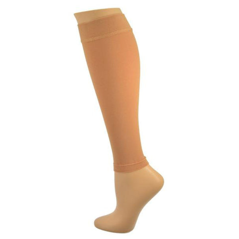 Microfiber Firm Compression Calf 2 Sleeve Brace U802 - Sierra Socks Wholesale