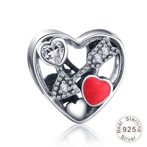 Sterling Silver Charms Various Styles