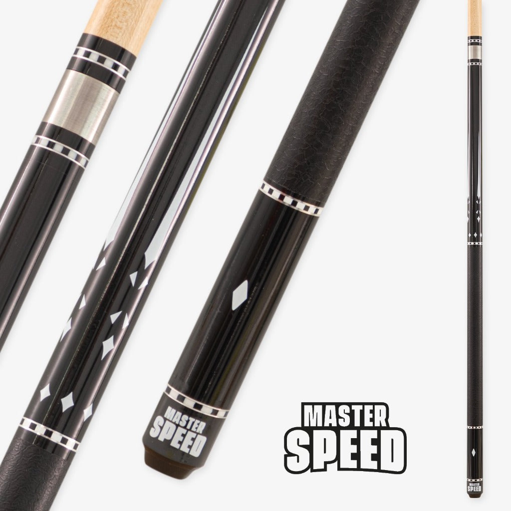 NEW MASTER SPEED DIAMOND - BLACK/WHITE