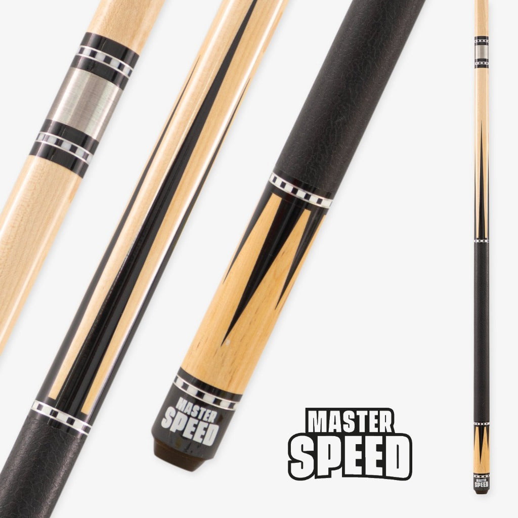 NEW MASTER SPEED 4 POINTS - BLACK