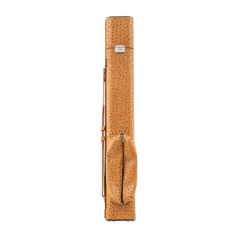 HARD CASE LEATHER - TAN 2B/4S