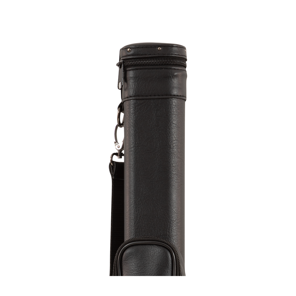 HARD CUE CASE BLACK 1B/2S