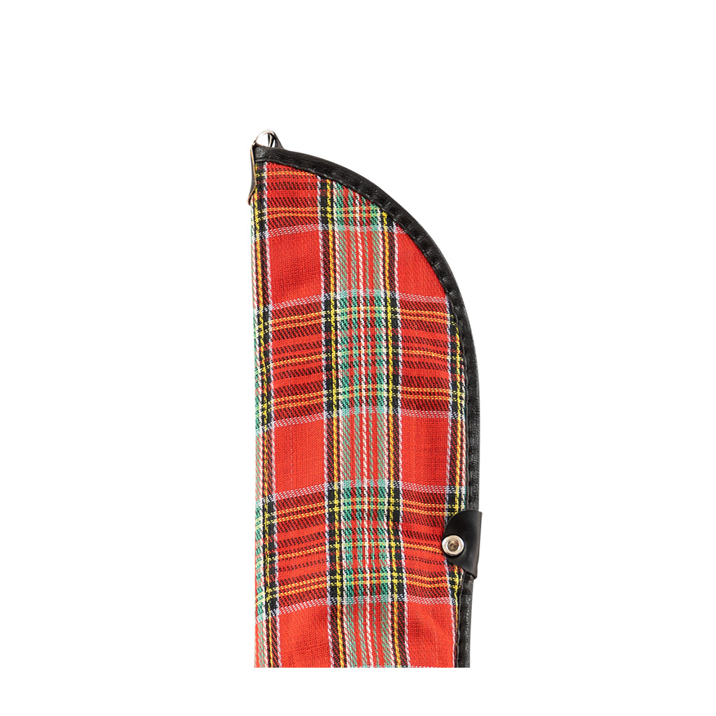 SOFT CASE RED SCOTTISH 1B/1S