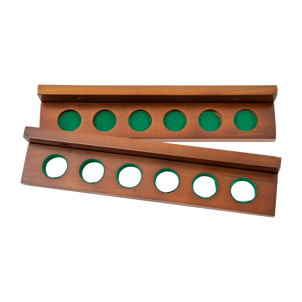 ECONO 2 PIECES CUE RACK (6)