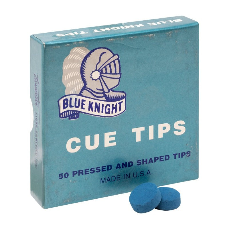 BLUE KNIGHT LEATHER TIP
