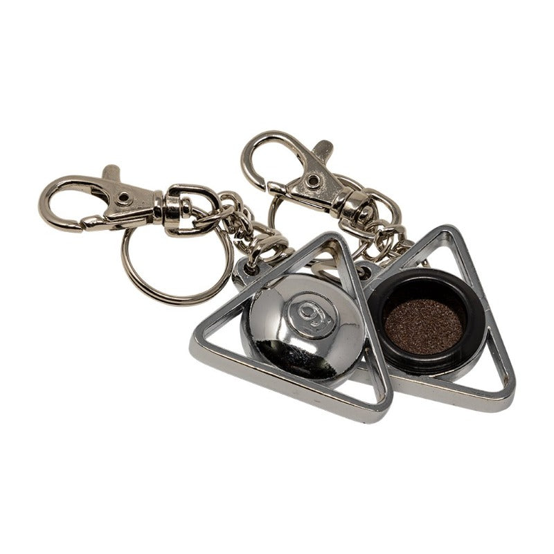 TRIANGLE #9 TIP TRIMMER KEY CHAIN